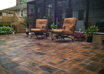 Stamped Concrete Patios in North Haven, CT
