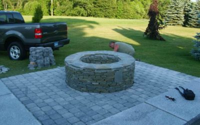 West Hartford, CT | Outdoor Fire Pits & Fireplaces | Masonry Near Me