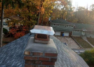 Chimney Projects - Arnold's Masonry and Construction, LLC