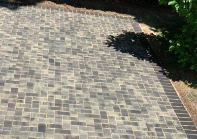 Concrete Masonry - Paver Patio in Milford, CT