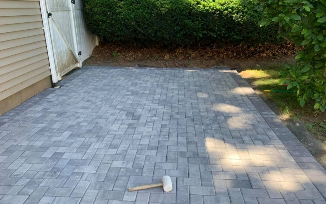 Bristol, CT | Paver Patios, Walks, and Steps | Masonry Concrete, Stone, & Brick Construction
