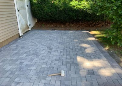 Concrete Masonry - Paver Patio in Milford, CT