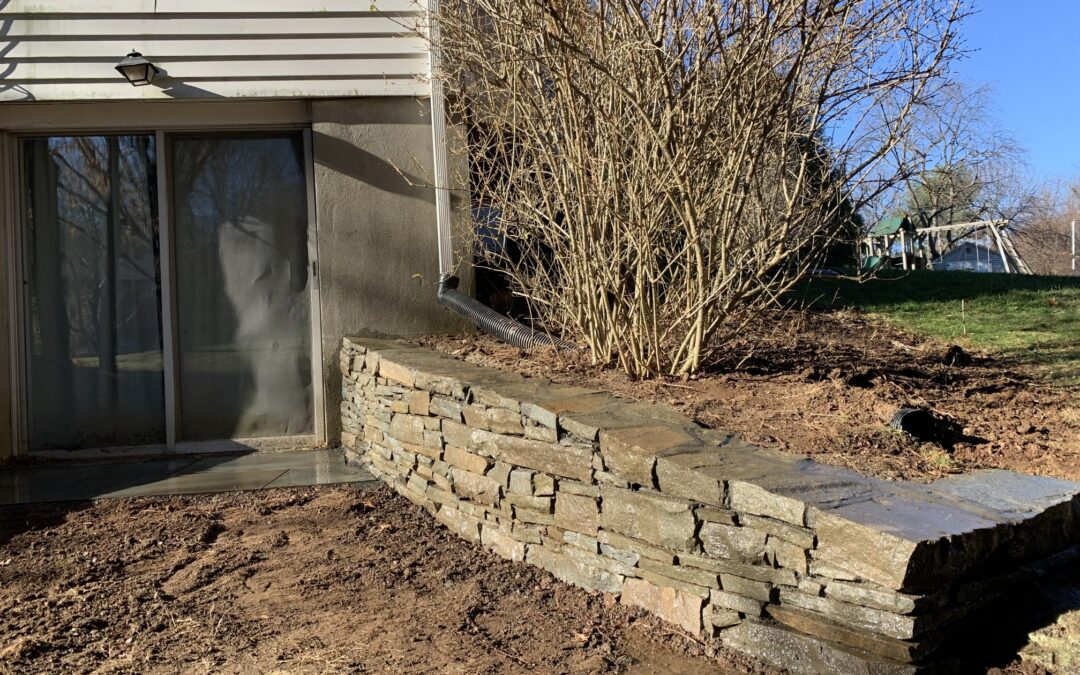 Bristol, CT | Retaining Wall Installation | Best Retaining Wall Contractors Near Me