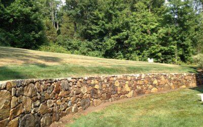Wallingford, CT | Stone Wall Contractors | Retaining Wall Builder Near Me | Stone Block Walls
